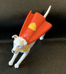 "Krypto Super Dog Superman's Super Dog Classic Pet DC Comics 3"" Action Figure"
