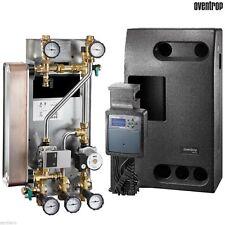 Frischwasserstation Trinkwassererwärmung Regumaq XZ-30-B Wärmetauscher Oventrop