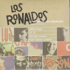 Los Ronaldos Adios Papa CD Single Coque Malla 4 temas