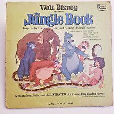 Walt Disney – The Jungle Book (Disneyland – 3948) LP Vinyl 1967 Children's