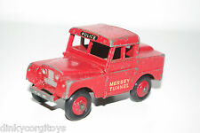 DINKY TOYS 255 MERSEY TUNNEL POLICE EXCELLENT CONDITION