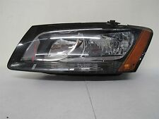 2009-2010-2011-2012 AUDI ; Q5  LEFT HEADLIGHT HALOGEN