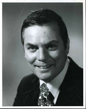 "Peter Marshall Hollywood Squares Game Show Original 8x10"" Photo #H6458"