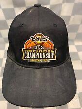 TOSTITOS BCS National Championship Arizona 2007 Adjustable Adult Cap Hat