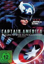 DVD NEU/OVP - Captain America - Return Of The Superavenger - Dick Purcell