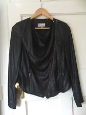 T by Bettina Liano Size 8 Black Jacket