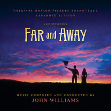 FAR AND AWAY John Williams + Chieftains 2-CD LA-LA LAND Soundtrack Score Ltd NEW