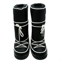 Christian Dior Moon Ski Boots RARE Black White 38 40