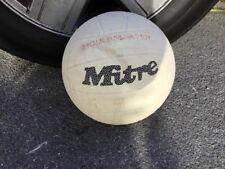 Vintage Mitre Escuela yarda pelota de fútbol original adecuada reteo