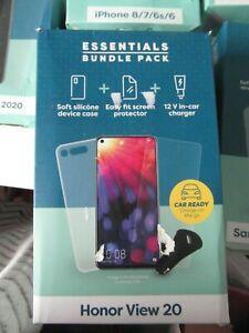 Essentials bundle-Huawei Honor View 20