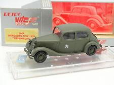Vitesse 1/43 -  Mercedes 170V 1939 Militaire Wehrmacht