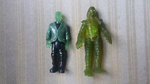 1997 BURGER KING Universal Frankenstein & Creature Black Lagoon Loose Figures