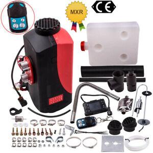 5KW 12V Diesel Auto Heizung Standheizung Luftheizung Air Heater LCD PKW LKW