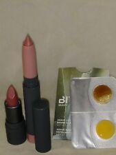 NEW BITE BEAUTY MINI LIPSTICK CHAI + MINI Matte Crème Lip Crayon GLACE + LIP SCR