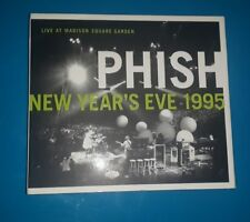 Phish Live at Madison Square Garden New Years Eve 1995 3 CD Set.