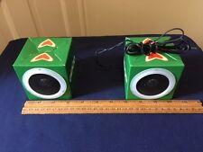 Working Geico foldable Mini Speaker Set