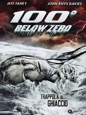 100° BELOW ZERO - TRAPPOLA DI GHIACCIO - DVD MINERVA