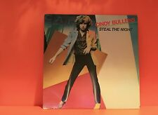 CINDY BULLENS - STEAL THE NIGHT - CASABLANCA 1979 - PROMO NM VINYL LP RECORD -T