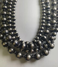 Multiple Stand Navajo Pearl Necklace