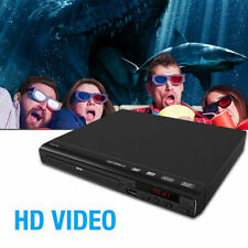 More details for dvd players compact 40hz-22khz adh cd vcd music disc upscaling usb + remotes
