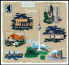 "2005 FRANCE BLOC N°88** BF Capitales Européennes Berlin ""Allemagne"" TB sheet MNH"