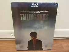 Falling Skies The Complete First 1st Season One (Blu-ray Disc, 2012, 3-Disc Set)