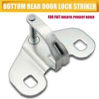 Per Flat Ducato Citroen Relay Peugeot Porta Posteriore Bottom Lock Catch Striker