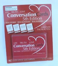 Adult Couples Life Truth Love Conversation Starter Cards