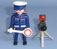 Playmobil Police Speed Camera / Radar & Figure for City Life / Station / House