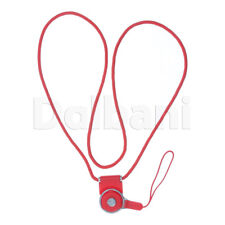 Multifunctional Lanyard Red for Android Devices