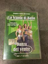 DVD + CD LA SCUOLA DI BALLO DANZA DEL VENTRE (A)