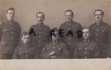 WW1 soldier group RSF 2nd Royal Scots Fusiliers Rhine Army of Occupation Hilden