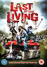 Last Of The Living (DVD) (NEW AND SEALED) (REGION 2) (FREE POST)