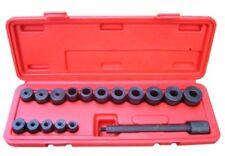 Universal Kupplung Zentriersatz Zentrierdorn Werkzeug Zentrierwerkzeug KFZ 17tlg