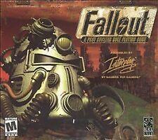 Fallout 1 / Fallout 2 Bundle Jewel Case - PC