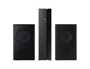 SAMSUNG Lautsprecher kabellos Rear Speaker Kit SWA-9000S WLAN schwarz B-WARE