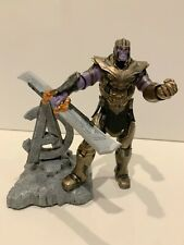 Marvel Legends - Custom BAF Armored Thanos Complete Figure + Blade and Base