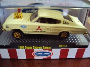 M2 NHRA 1966 Dodge Charger Gasser CHASE, in box 2020