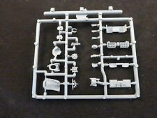 40K Space Marine Terminator Cyclone Missile Launcher + Upgrades on Plastic Frame