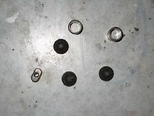 1983 Kawasaki KZ550M engine jug bolts, misc parts Free Ship to U.S.