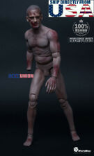 WorldBox 1/6 Zombie Head Sculpt Durable Body Figure Set AT022 PRE-ORDER U.S.A.