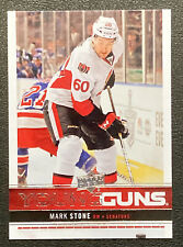 2012-13 UD #239 Mark Stone Young Guns Rookie Card RC