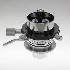 Leitz Microscope Berek Condenser For Older Styled Sleeve Mount 1