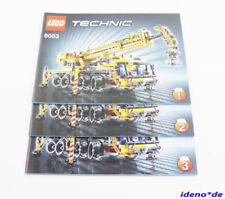 Jeux de construction Lego grues technic