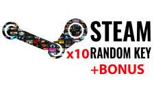x11 Cheap steam random key | 250 games inside REG FREE