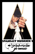 CLOCKWORK ORANGE - 13x19 FRAMED POSTER - BRAND NEW - MOVIE 412