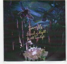 (GC990) Team Me, Blind As Night / The All Time High - 2014 DJ CD