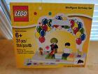 NEW Lego Minifigure Birthday Set Clown and Boy or Girl sealed box 850791