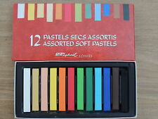 Raphael Suave Tiza Pastel Sets De Caja - 12 Surtidos