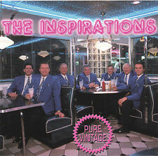 Pure Vintage by The Inspirations (CD, Aug-2001, Horizon)